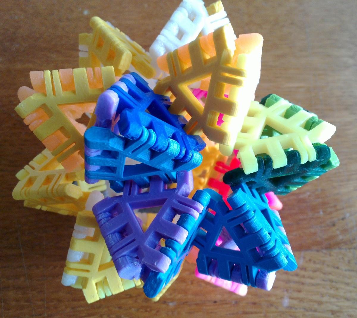 Augmented Icosahedron