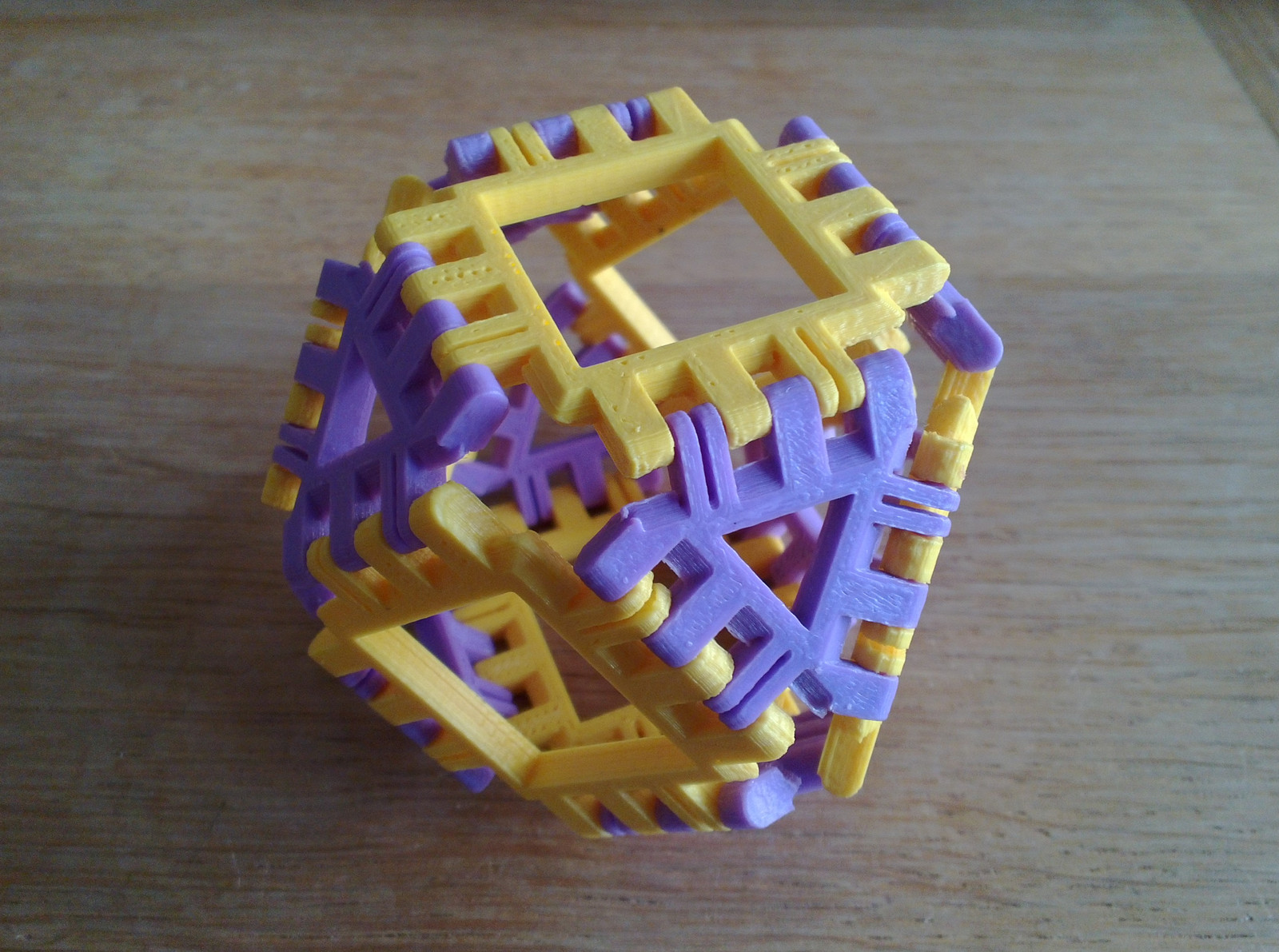 Cover image for article 'Cuboctahedron'