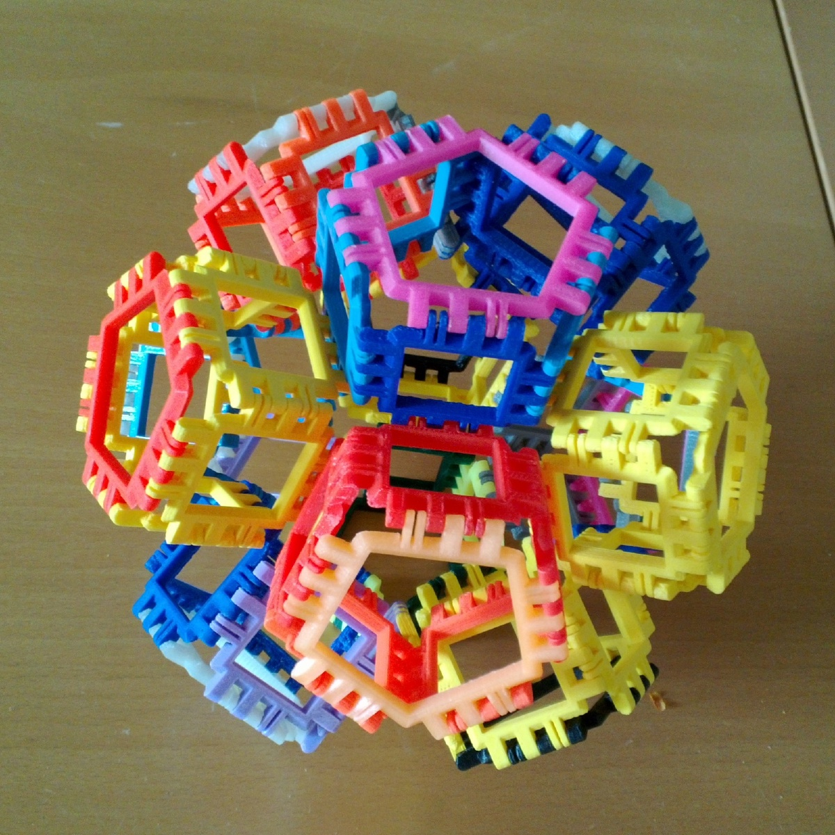 Extruded Dodecahedron
