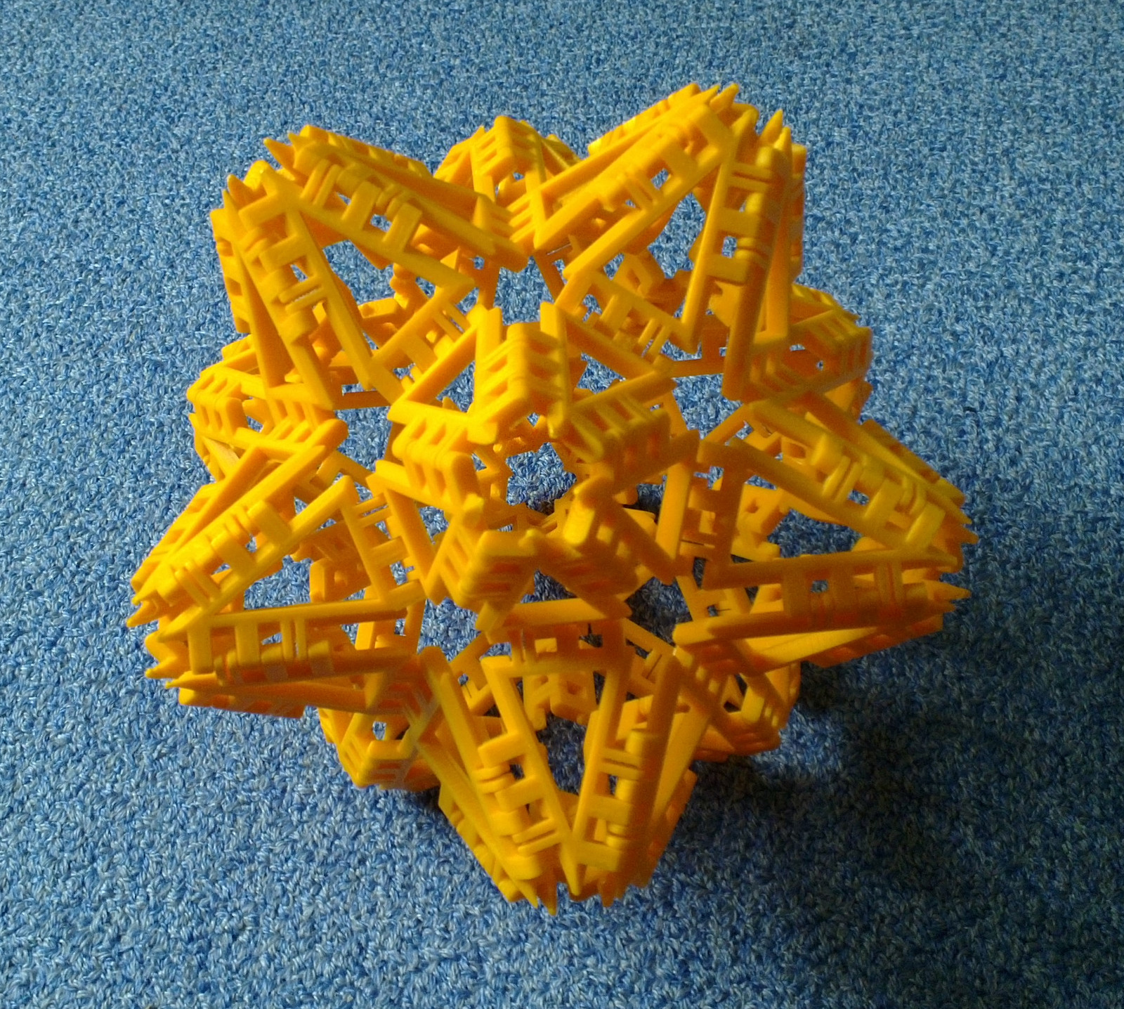 Cover image for article 'Small Stellated Dodecahedron'