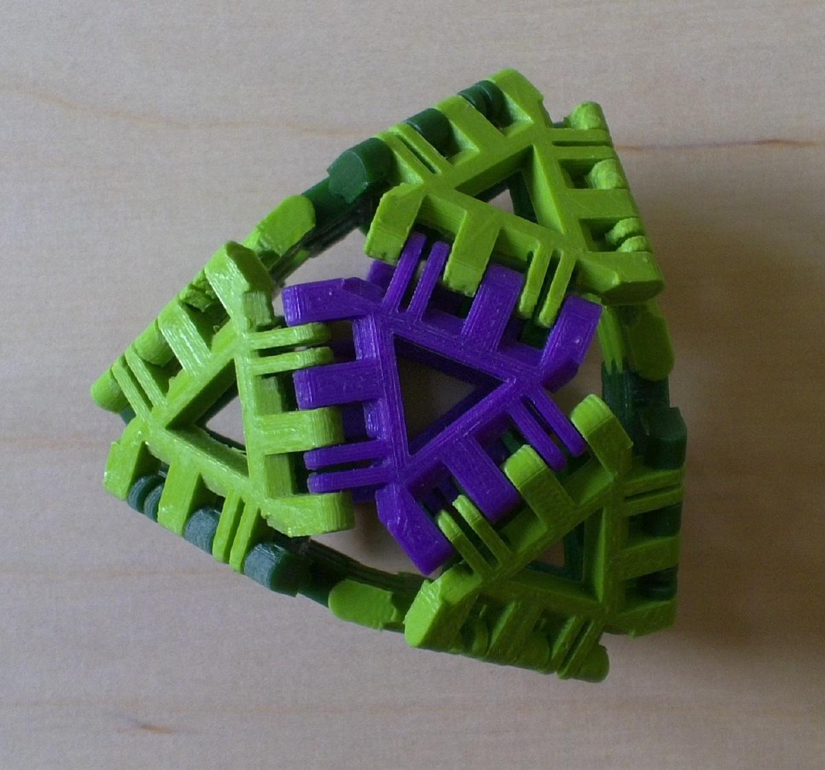 Triaugmented Triangular Prism