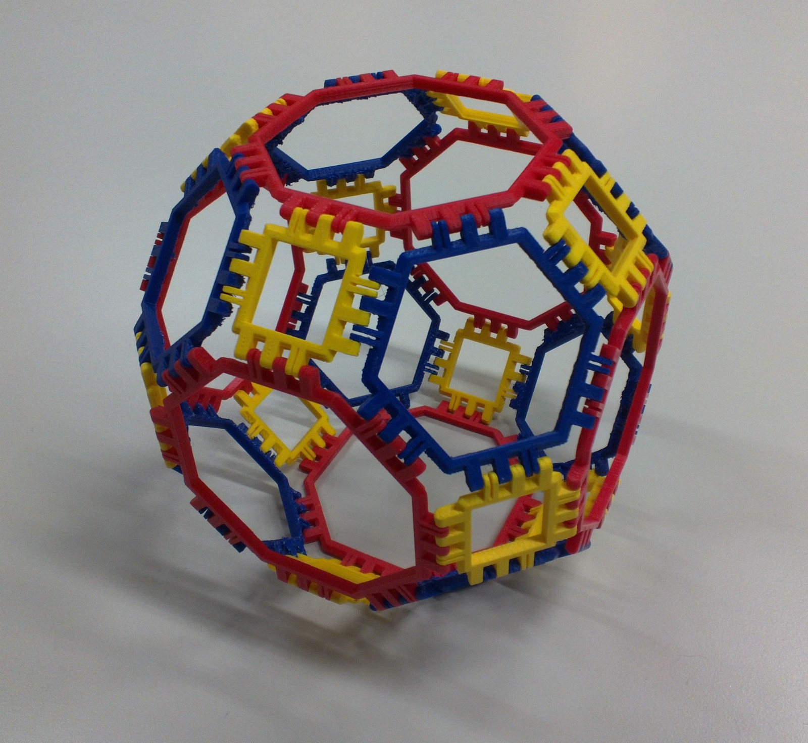 Cover image for article 'Truncated Cuboctahedron'