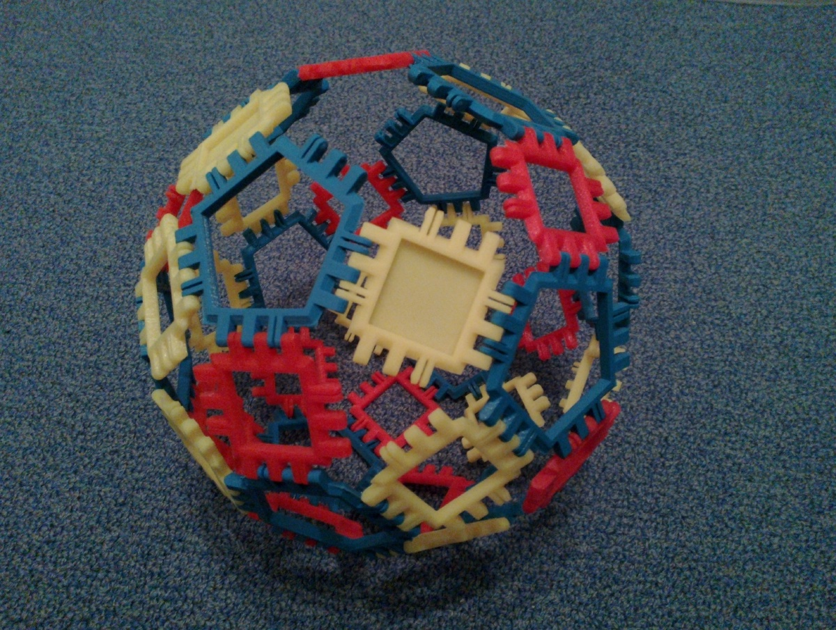 The final polyhedron